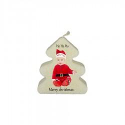 HoHoHo, baby Merry Christmas  (kerstboomkaars)