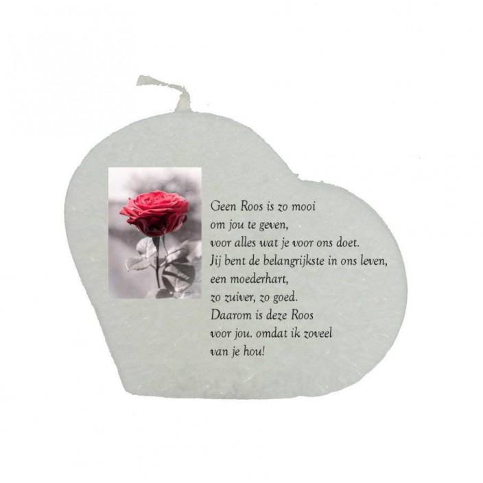 Geen roos is zo mooi