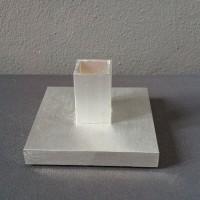 aluminium tafelkaarsen standaard enkel