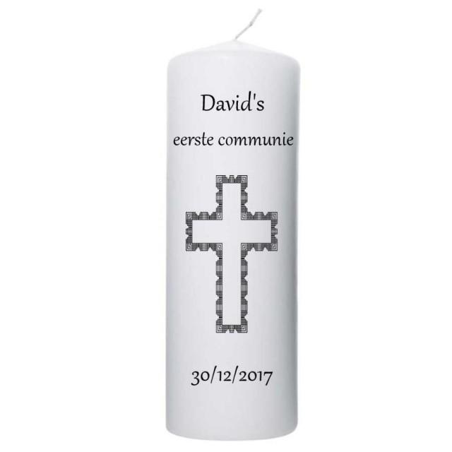 Communiekaars  kruis
