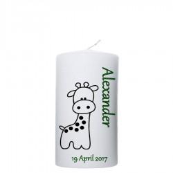 Geboortekaars Giraf