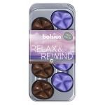 Aromatic waxmelts blister 8 stuks Relax & Rewind