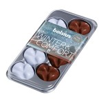 Aromatic waxmelts blister 8 stuks Winter & Comfort
