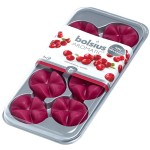 Aromatic waxmelts blister 8 stuks, Cranberry