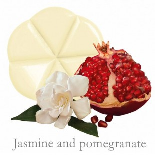 Creations geurchips Jasmine and pomegranate