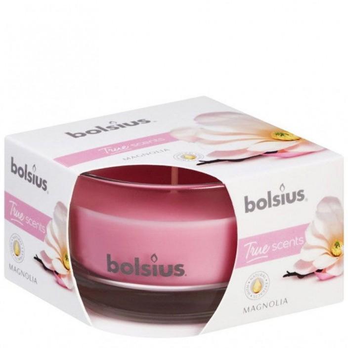 Bolsius Geurglas 80/50 True Scents Magnolia