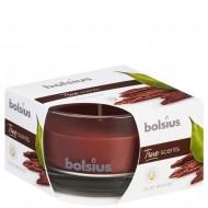 Bolsius Geurglas 80/50 True Scents Oud Wood