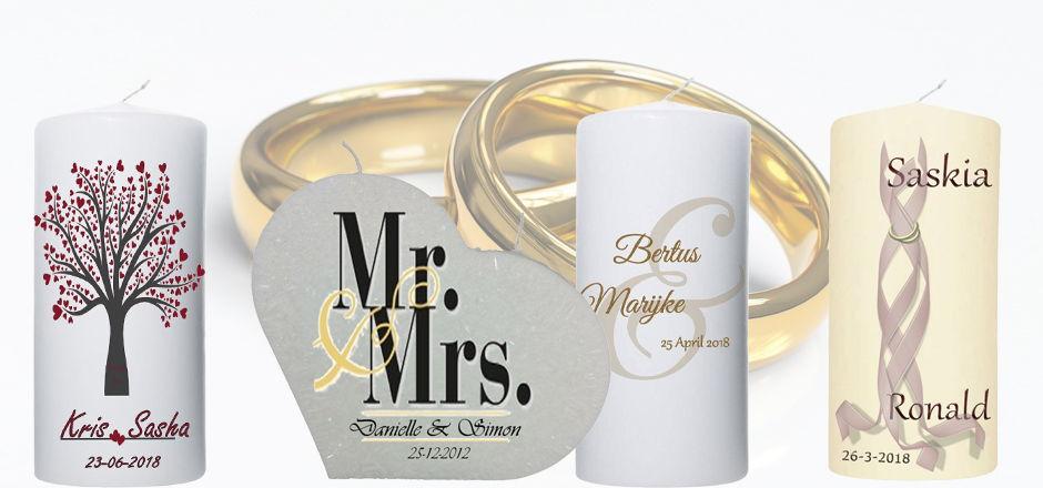 Huwelijkskaarsen