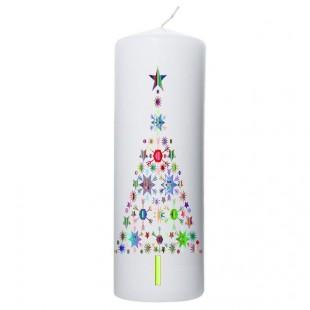 Kerstboom modern  70x200