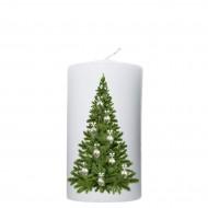 Kerstboom klassiek 80x150