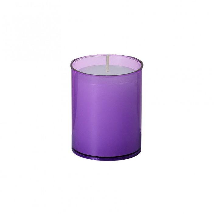Bolsius refill  paars