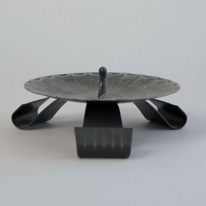 Kandelaar Smeedijzer - diameter 120mm