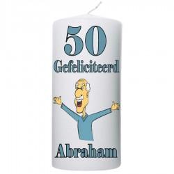 50 Abraham stompkaars